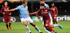 Europa League: Clujenii bagă vulturul lazial sub tren