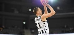 U-Banca Transilvania, la un pas de grupele FIBA Europe Cup