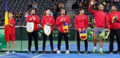 România - China, în play-off-ul Cupei Davis