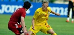 România U19, învinsă cu 1-0 de Spania în preliminariile EURO 2020