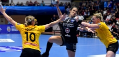 EHF Champions League: CSM București - Rostov Don 23-23