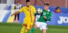 Preliminarii CE U21: România - Irlanda de Nord 3-0