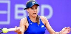 WTA Luxembourg: Cîrstea pierde la limită contra favoritei numărul 2