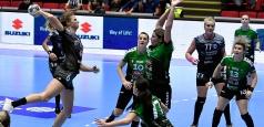 """EHF CL: """"Tigroaicele"""", aproape calificate. Vâlcencele pierd la Podgorica"""