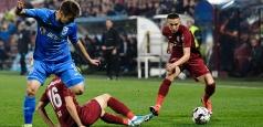 Liga 1: Pragmatismul lui Traore și Omrani aduce trei puncte clujenilor