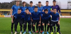 Youth League: NK Domžale U19 - FC Viitorul U19 2-0