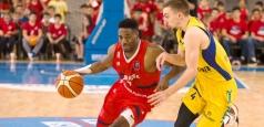 FIBA Europe Cup: Clujenii și orădenii înving în primele partide din faza grupelor