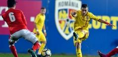România U17 – Elveția U17 0-1, în debutul calificărilor pentru EURO 2020