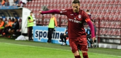 EL: Multă șansă și o ocazie convertită aduc trei puncte mari pentru CFR Cluj