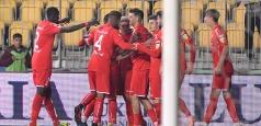 Liga 2: UTA câștigă la Reșița și urcă pe podium