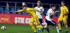 """România U17 învinge Rusia și e la un pas de """"Elită"""""""