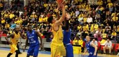 FIBA Europe Cup: Două din trei pentru echipele românești