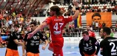 EHF CL: Dinamo trece de Kadetten. La un punct de calificare în play-off