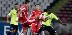 Liga 1: Dinamo și CFR își împart punctele