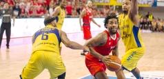 LNBM: Orădenii înving din nou pe CSU Sibiu, Dinamo bifează a doua victorie