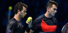 Turneul Campionilor: Tecău și Rojer păstrează șanse de calificare în semifinale