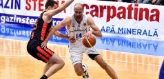 """LNBM: Steaua câștigă """"eternul derby"""", clujenii rămân neînvinși"""
