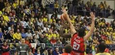 FIBA Europe Cup: Orădenii și clujenii avansează în faza a doua
