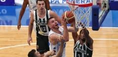 LNBM: Clujenii încheie neînvinși turul sezonului regulat