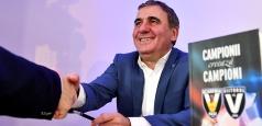 """Gheorghe Hagi a lansat cartea """"Campionii Creează Campioni"""""""