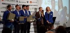 Recunoașterea parteneriatului Herbalife Nutrition România și Federația Română de Canotaj în cadrul Galei Canotajului românesc