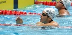 Robert Glință, locul 4 în finala de 50 m spate la Campionatul European de înot în bazin de 25 de metri