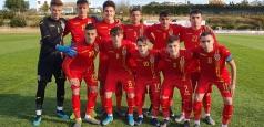 România U18 a învins Turcia și a încheiat pe locul 2 turneul din Portugalia