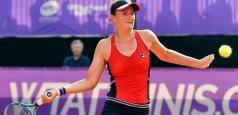 WTA Shenzhen: Româncele continuă doar la dublu