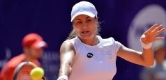 WTA Shenzhen: Niculescu provoacă surpriza și joacă în semifinale