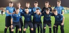 FC Viitorul U17 a repurtat primul succes la Saudi Leaders Cup U17