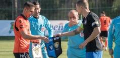 FC Viitorul a jucat ultimele două meciuri amicale din cantonament