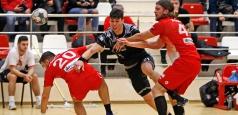 LNHM: Dinamo trece fără probleme de CSM București