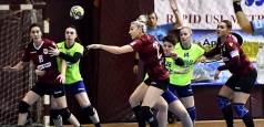 LNHF: Rapid provoacă surpriza în duelul cu HC Zalău