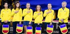 Fed Cup: România - Italia, în Play-off-ul Grupei Mondiale