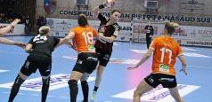 Cupa EHF: Adversar dificil în sferturi pentru bistrițence