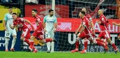 Liga 1: Dinamo se impune în superioritate numerică
