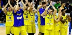 România a cedat în fața campioanei mondiale la debutul în FIBA EuroBasket 2021 Qualifiers