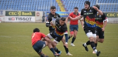 Rugby Europe Championship: Stejarii, victorie în fața Spaniei, după trei ani