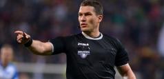 Istvan Kovacs arbitrează în Europa League