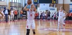 LNBF: Campioana pierde prima partidă în acest sezon