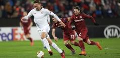 Europa League: CFR Cluj, eliminată fără înfrângere
