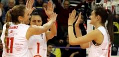 DA1F: CSM Volei Alba-Blaj, campioana sezonului regulat