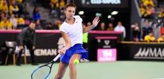 WTA Lyon: Performanțe remarcabile pentru Bara și Cristian