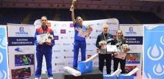 Bernadette Szocs campionană națională la simplu și dublu mixt