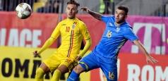Cinci stranieri U21 pe lista preliminară pentru partida cu Danemarca
