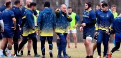 Rugby Europe Championship: Lotul României pentru meciul cu Belgia
