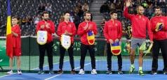 Cupa Davis:  România - Portugalia, în play-off-ul Grupei Mondiale I
