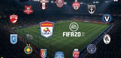 Liga 1 joacă în FIFA 20