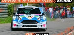 BETANO devine partenerul principal al FRAS pentru Campionatul Național de Raliuri