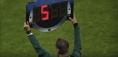 5 modificări permise și în Cupa României, iar cartonașele galbene încasate până acum în Liga 2 se anulează